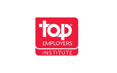 Afbeelding logo Top Employers Institute